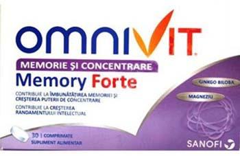 Prospect Omnivit Memory Forte