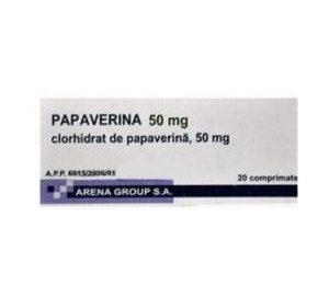 Papaverina Prospect