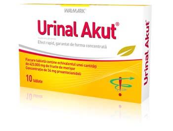 Urinal Akut Prospect