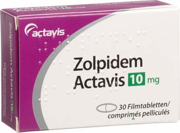 Prospect Zolpidem 10 mg comprimate filmate