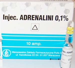 Adrenalina - prospect