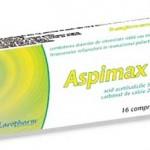 Prospect Aspimax T 500mg