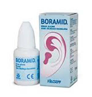 Prospect Boramid - picaturi in urechi