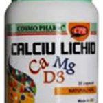Calciu +Vitamina D3+Mg