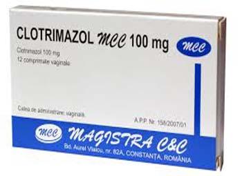 Prospect Clotrimazol comprimate vaginale | Candidoze Vulvo-Vaginale