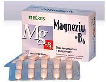 Depovit Magneziu Vitamina B6