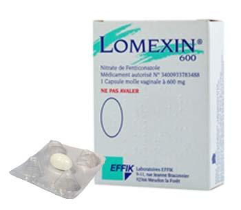 Prospect Lomexin Ovule - Antifungic - Antibacterian - Antiparazitar