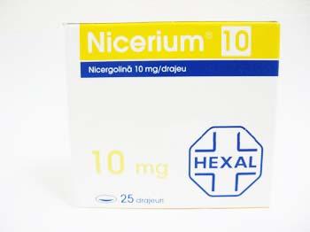 Prospect Nicerium 15mg & 30mg