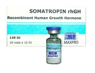 Somatropina HGH Prospect