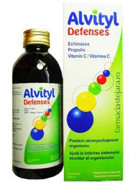 Alvityl Defense sirop 240 ml