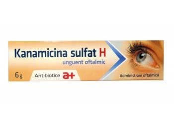 Kanamicina Unguent Oftalmic Prospect