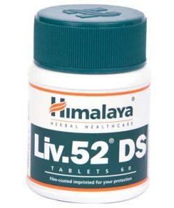 LIV 52 Prospect - Afectiuni ale ficatului
