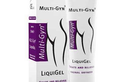 Multi Gyn gel pentru uscaciuni vaginale