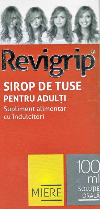 Revigrip pentru tuse