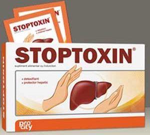 Stoptoxin pentru ficat