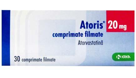 Prospect Atoris – Scadere Colesterol Trigliceride