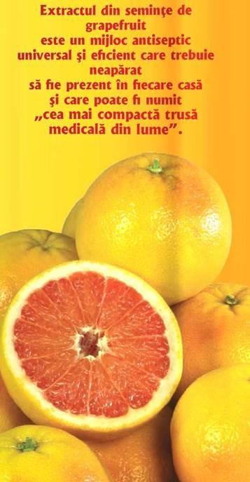 Prospect Extract din Seminte de Grapefruit