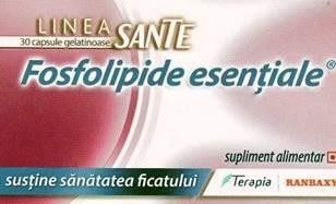 Prospect Linea Sante Fosfolipide Esentiale pentru Ficat