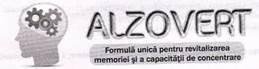 Prospect Alzovert - Tulburari Memorie