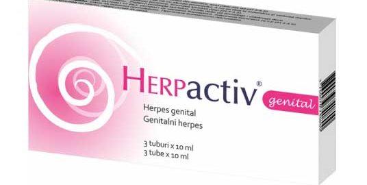 Herpactiv genital
