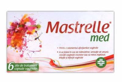 Mastrelle Med pentru mancarimi vaginale