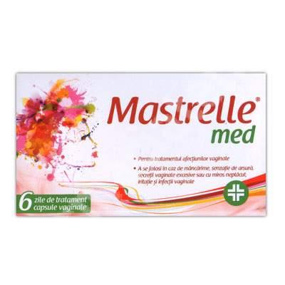 Gama Mastrelle Med - Capsule Vaginale