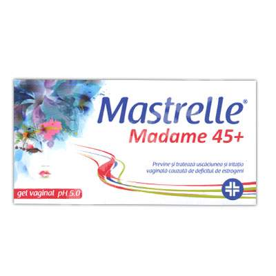 Mastrelle Madame gel vaginal