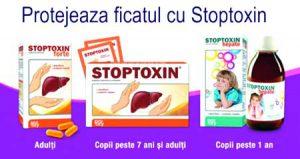 Stoptoxin pentru adulti si copii