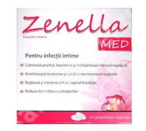Zenella Med pentru mancarimi si bacterii vaginale