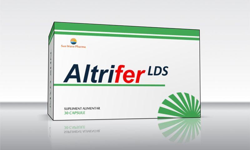 Prospect Altrifer - Lipsa de Fier Anemie