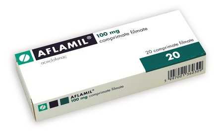 Aflamil Comprimate