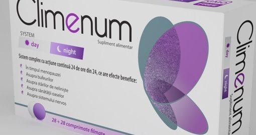 Climenum pentru pre si menopauza