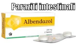 Prospect Albendazol 200mg - Paraziti Intestinali