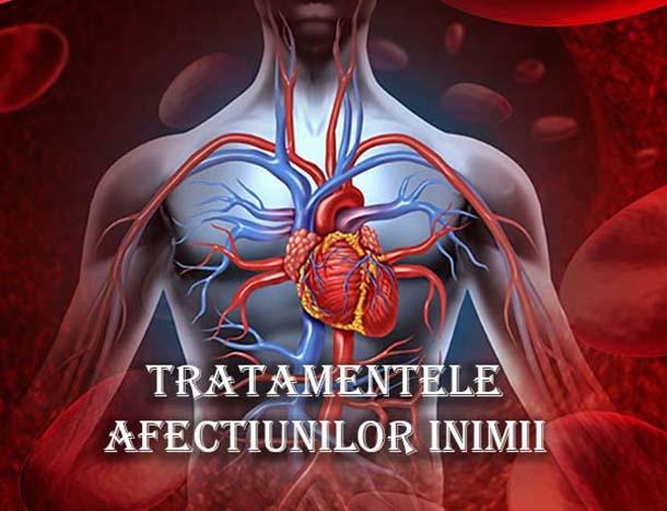 Tratamentul afectiunilor inimii