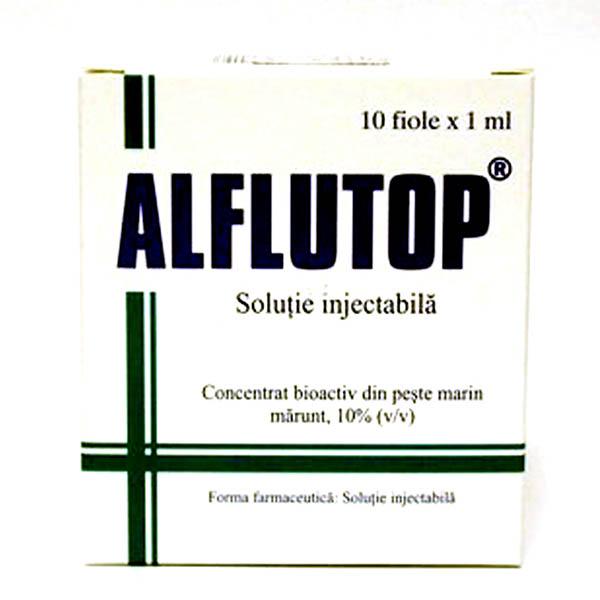 Prospect Alflutop Injectii- Dureri Articulare