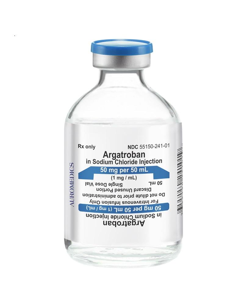 Prospect Argatroban - Trombocitopenie