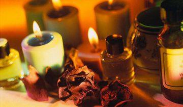 Aromoterapie pentru tratament