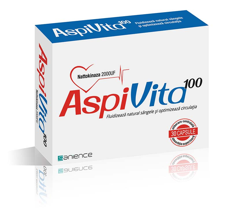 Prospect Aspivita - Preventia accidentelor vasculare AVC