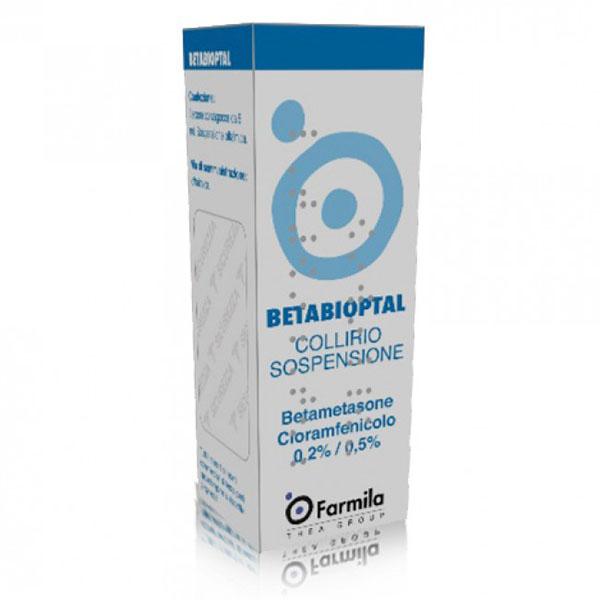 Prospect Betabioptal picaturi Oftalmologice