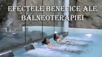 Balneoterapie Hidroterapie