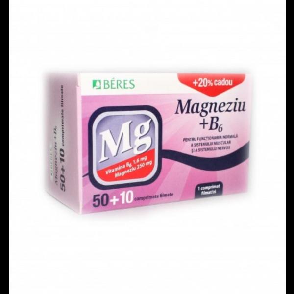 Prospect Magneziu + B6 Beres