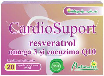 CardioSuport - pentru o inima puternica