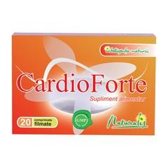 Prospect Cardioforte pentru inima TA !