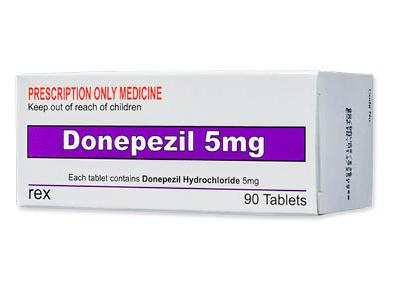 Prospect Donepezil 5mg – Alzheimer Dementa