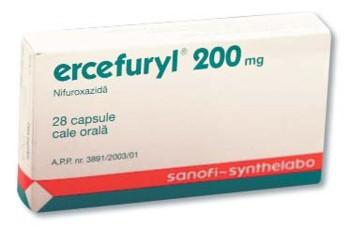Prospect Ercefuryl - Antibacterian Intestinal