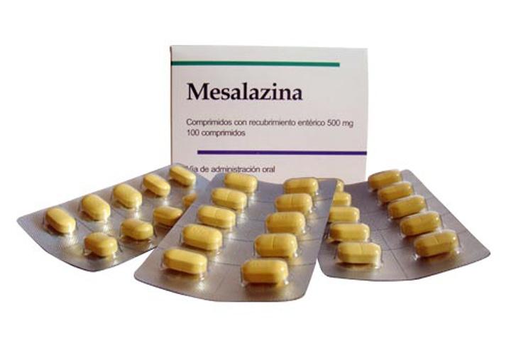 Mesalazina Prospect - Antiinflamator Intestinal