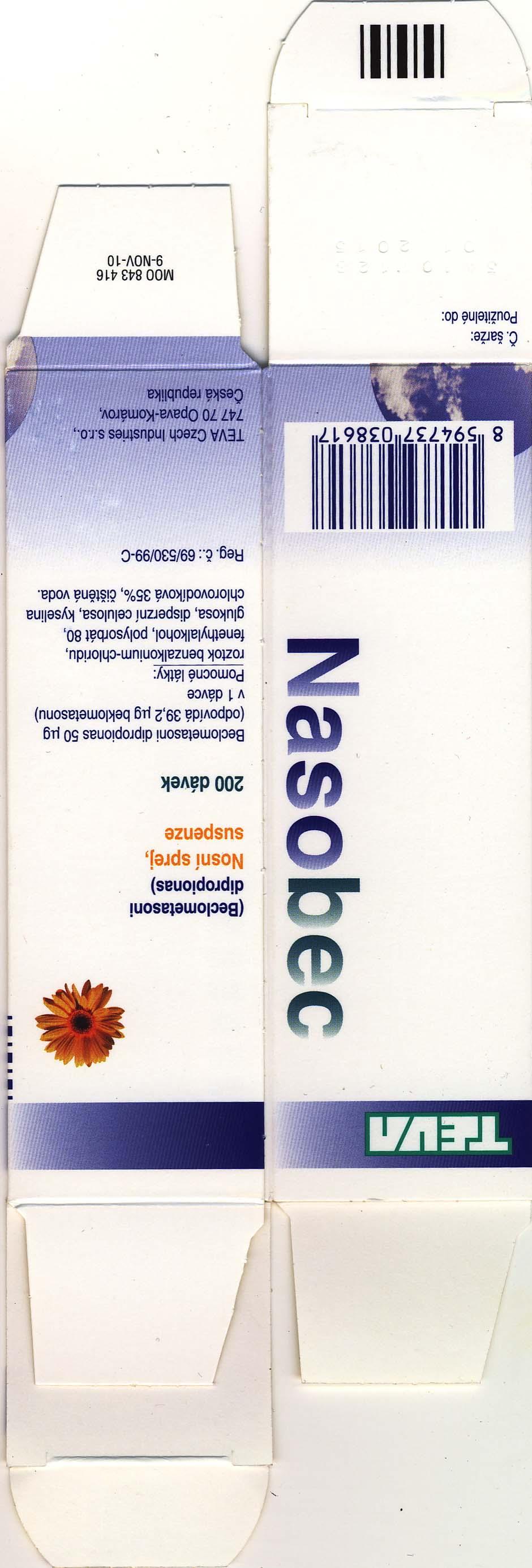 Prospect Nasobec - Spray Nazal