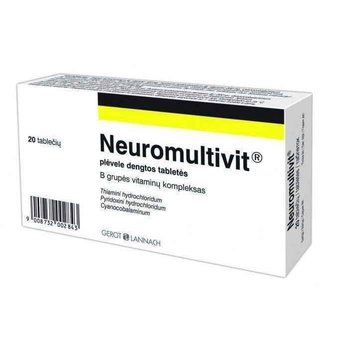 Prospect Neuromultivit