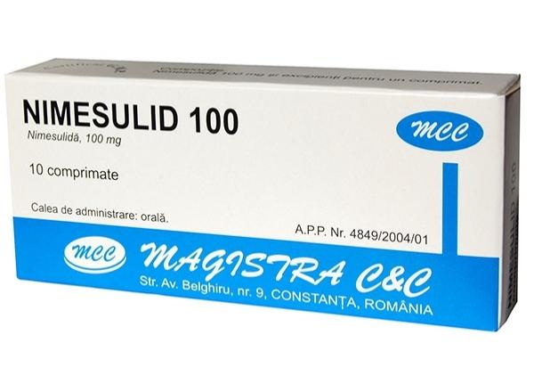 Nimesulid 100 mg