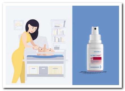 Prospect Octenisept Solutie - pentru Rani Micoze Bacterii